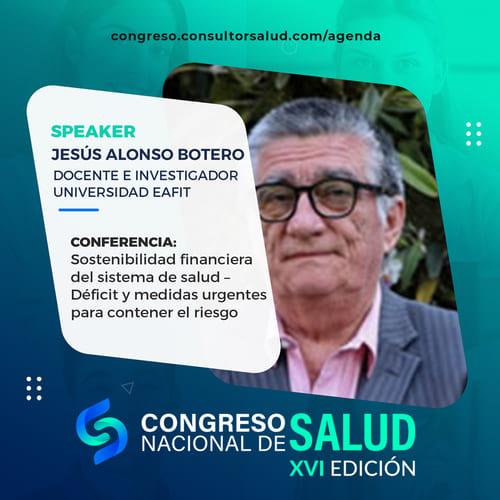 SPEAKER-CNS-2021 - Jesús-Alonso-Botero