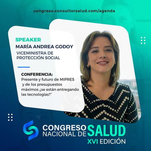 SPEAKER-CNS-2021 - María-Andrea-Godoy