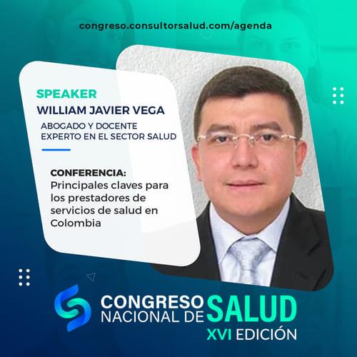 SPEAKER-CNS-2021 - William-Javier-Vega